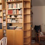 Komplettering hörn bokhylla